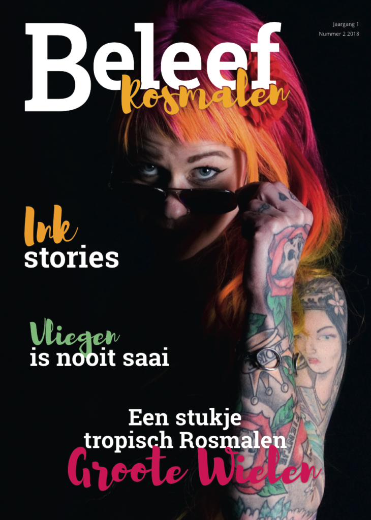 Geen Beleef Rosmalen Magazine Gehad Haal Er Hier Een Op Jan En Media